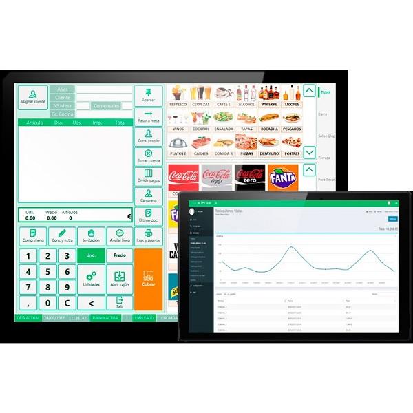 Glop Software para la gestión del punto de venta