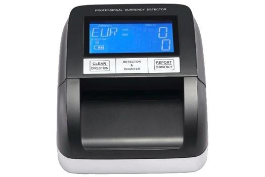 Detector de billetes falsos PhotoSmart 3